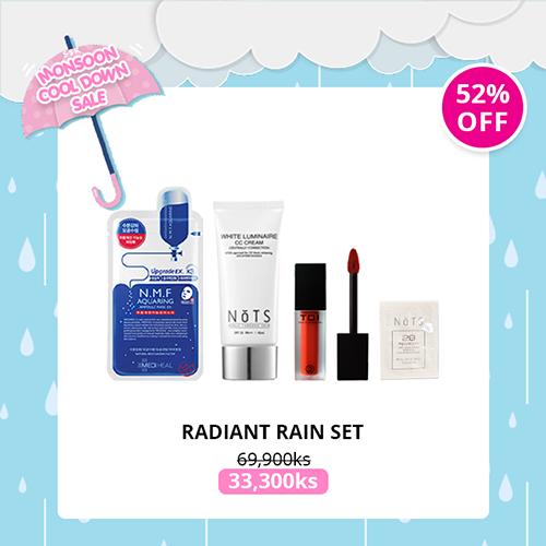 Radiant Rain Set