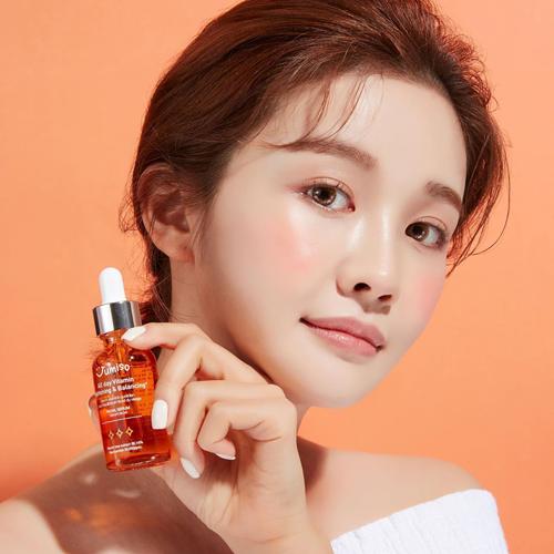 [HELLOSKIN/JUMISO] All Day Vitamin Brightening & Balancing Facial Serum