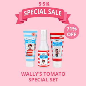Wally's Tomato Special Set